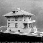 Edison y las casas de cemento