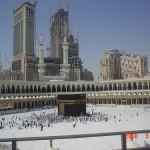 Rascacielos en La Meca