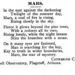Poema marciano