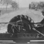 Charles F. Taylor, pasión por los monociclos