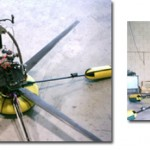Una sorprendente plataforma voladora…
