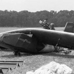 El avión inflable y el skyhook de Batman