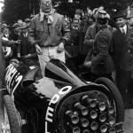 El intrépido Fritz von Opel