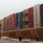La biblioteca que parece una biblioteca