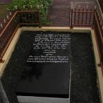 La tumba más famosa de Tobago