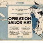 Operación Sailor Hat