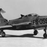 XF-84H, el último guerrero a hélice