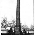Transportando un obelisco