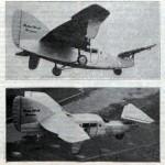 """Focke-Wulf F19, el avión """"pato"""""""