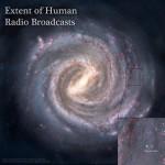 La minúscula huella humana en la Vía Láctea