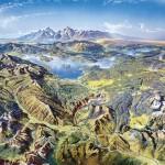 Un cartógrafo, dos geólogos y una teoría moribunda