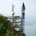 El ascensor de Hammetschwand