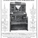 La edad de oro de las pianolas