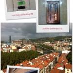 El ascensor de Begoña en Bilbao