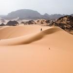 El mar del Sahara