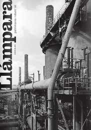 Portada Ll�mpara N�5 - El n�mero 5 de la revista ?Ll�mpara Patrimonio Industrial? disponible online
