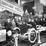 Automóviles, 1913