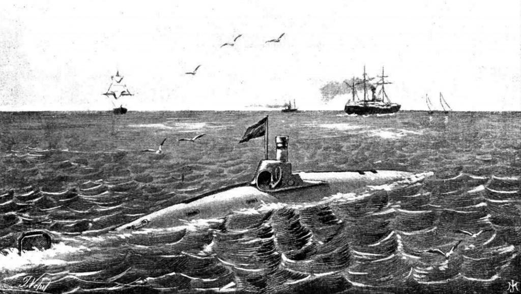El Submarino Peral