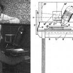 """El fotoelectrógrafo de Thomas, un """"escáner OCR"""" para ciegos en 1930"""