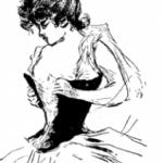 La erótica del corsé tras los rayos X