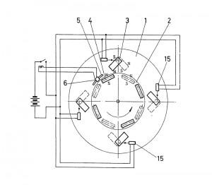 Patente española 8301398