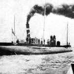 (1916) Un submarino mercante para burlar el bloqueo británico