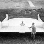 Cloyd Snyder, el podólogo aviador