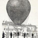 Barcelona 1888: Las primeras fotografías aéreas españolas y un duro para subir en globo