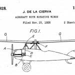 El autogiro de Juan de la Cierva