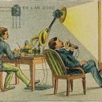"""No habrá persona que no lleve en su bolsillo un """"fono"""" (1907)"""