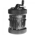 Curta, la calculadora que nació en un campo de concentración