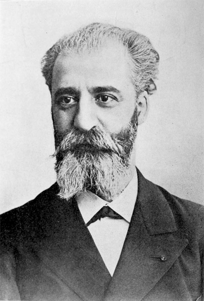 Henri Moissan.