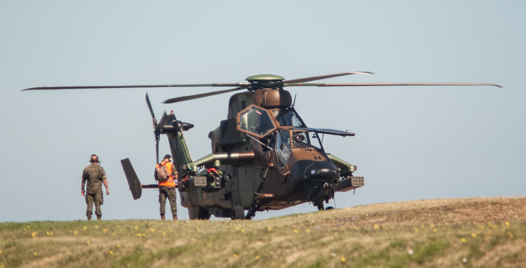 Eurocopter EC 665 Tigre