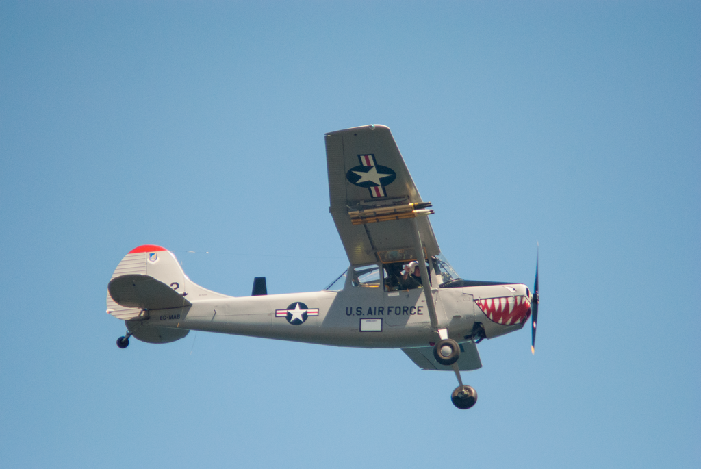 CESSNA L 19 BIRD DOG